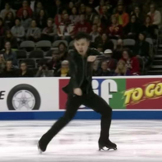 """Figure Skater Jimmy Ma Performs to """"Turn Down For What"""""""