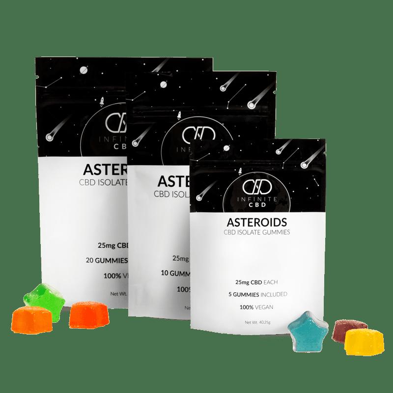 Asteroid Gummies'