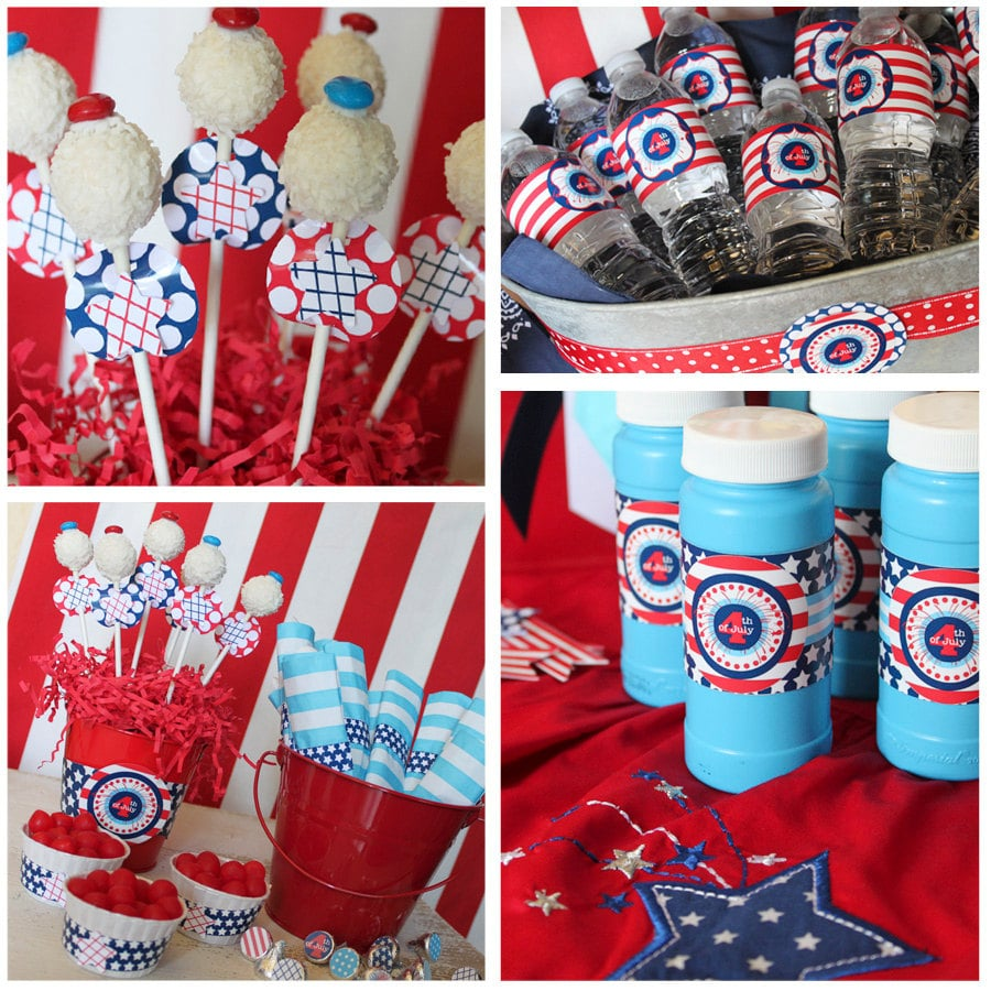 Stars and Stripes Printables