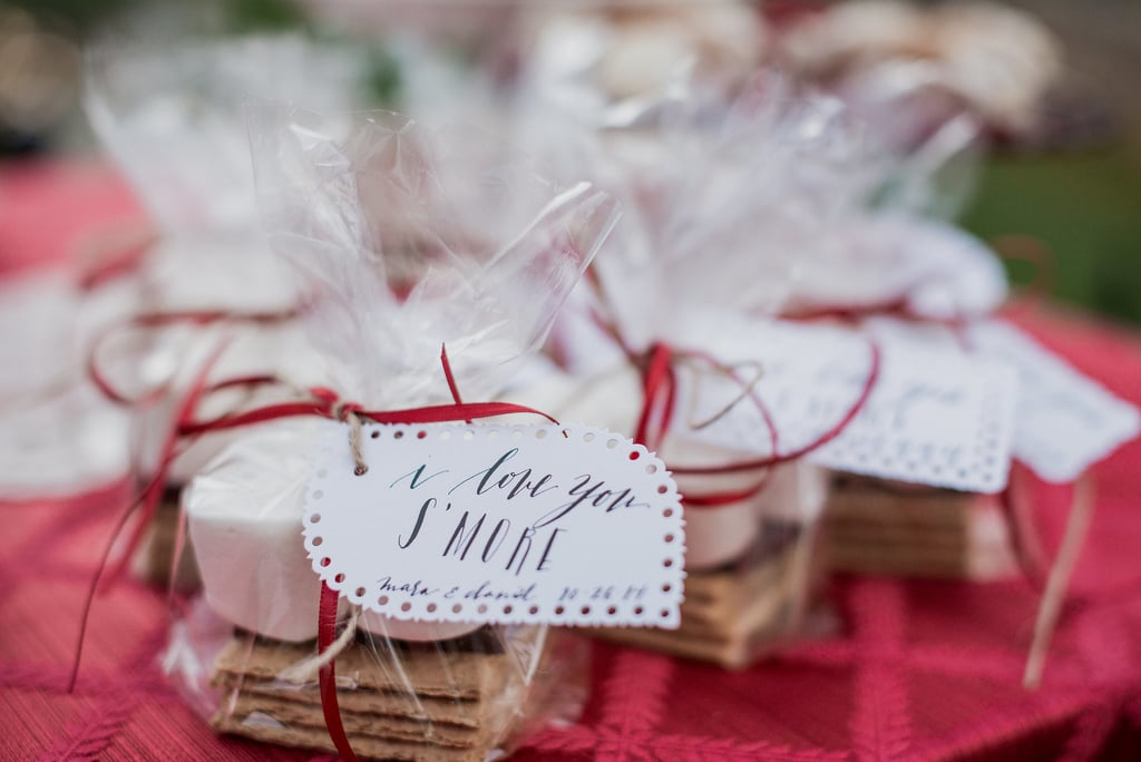 Diy Bled Into Guest Favors As Originality Trumped Expensive Goodies