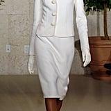Oscar de la Renta Bridal Fall 2007