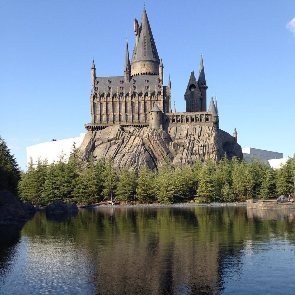 Harry Potter World Japan Facts