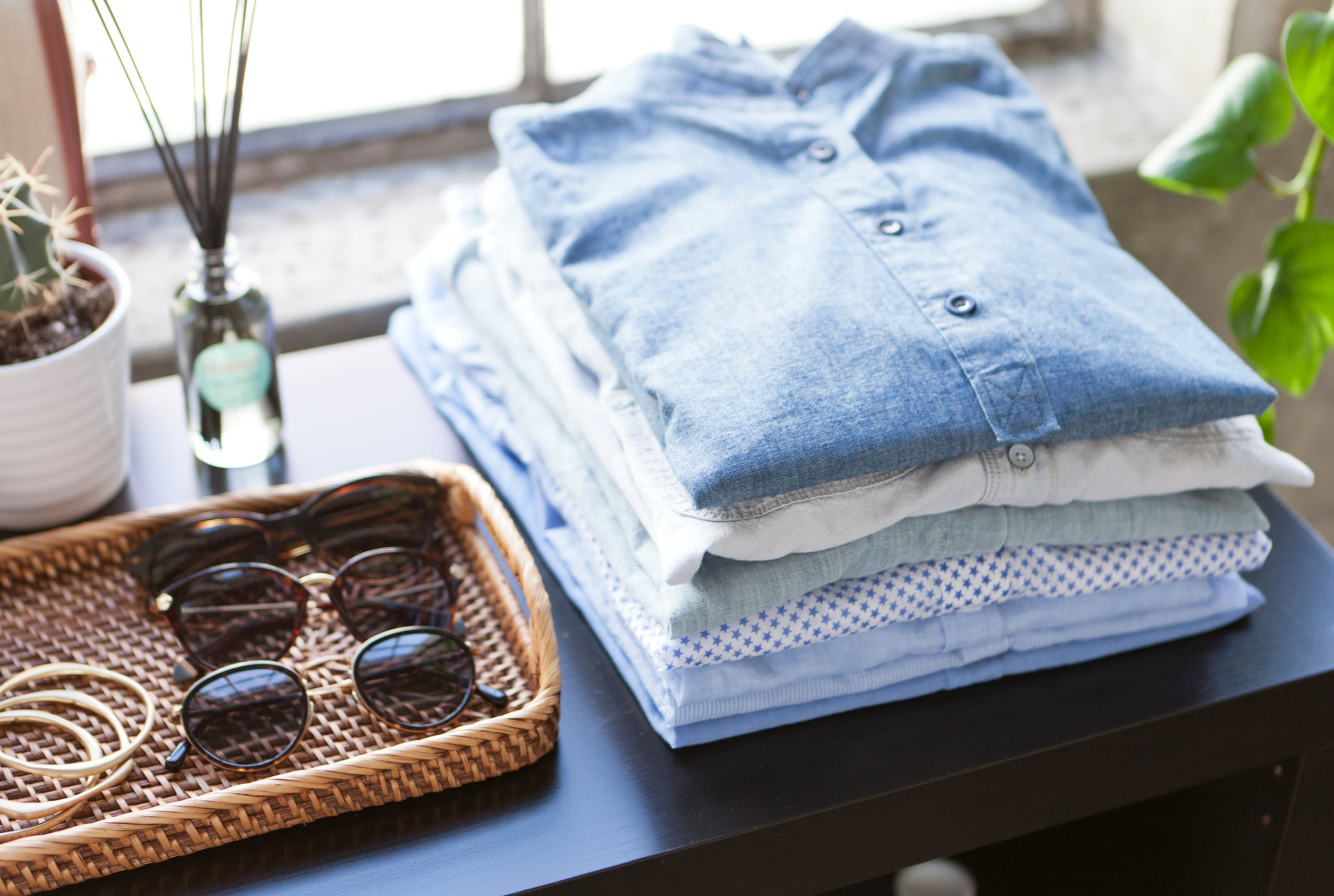 How Can I Take the Smell Out of My Clothes?   POPSUGAR Smart Living