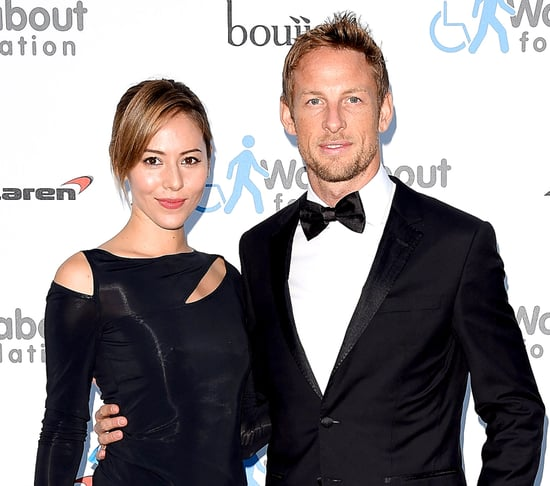 F1 Driver Jenson Button and Wife Jessica Gassed and Robbed in South of France