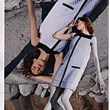 The Pringle of Scotland Spring 2012 ads go super mod. Source: Fashion Gone Rogue