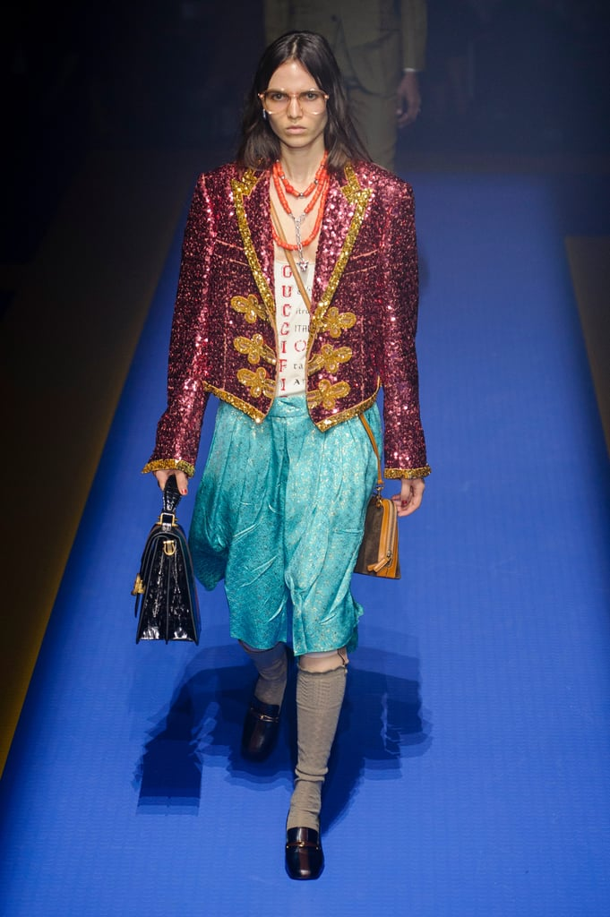 Gucci Spring Summer 2018 Collection Pictures