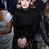 Laura Carmichael at Dior Fall 2019