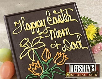 Customizable Chocolate Cards