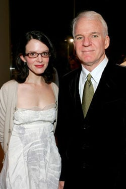 Steve Martin Married!