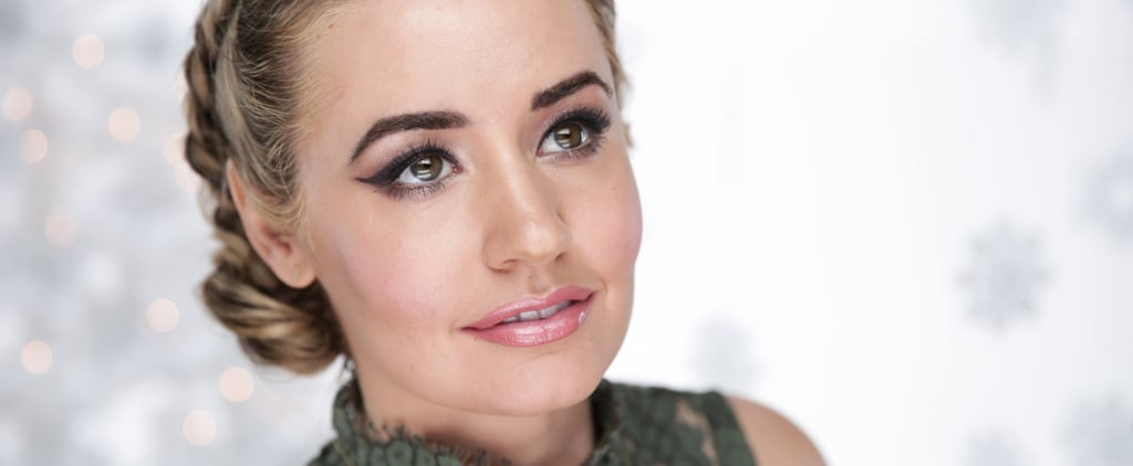 Holiday Makeup Inspiration: Mix and Match Smoky Shadow With Winged Liner