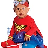 DC Comcis Wonder Woman Infant Halloween Costume