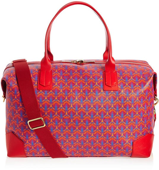 203f5bf7a9 Red Liberty London Regent Weekend Bag