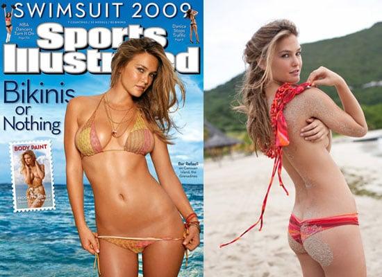Bar Refaeli Sports Illustrated Swimsuit Issue Cover Photos, Bar Refaeli Bikini Photos