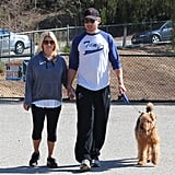 """Jessica and Eric Stock Up on Veggies and Walk His Dog While Ashlee's New Guy Gushes About His """"Great"""" Girl"""