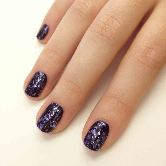 Smudge-Disguising Nail Art