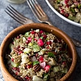 Pomegranate Fennel Quinoa Salad