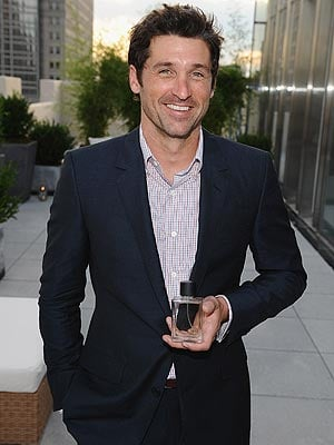Patrick Dempsey Launches His Dreamy New Fragrance