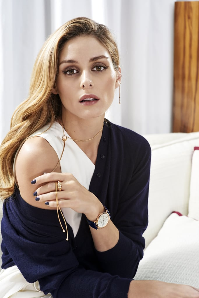 Olivia Palermo Piaget Jewelry Collaboration Spring 2016