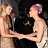 June 10, 2017: Katy Officially Forgives Taylor
