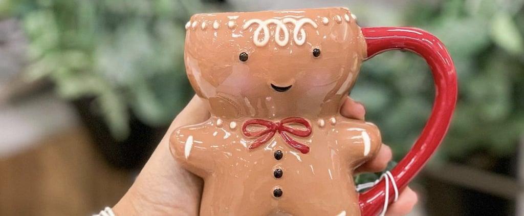 Target's $5 Gingerbread Man Mug Is Flying Off Shelves