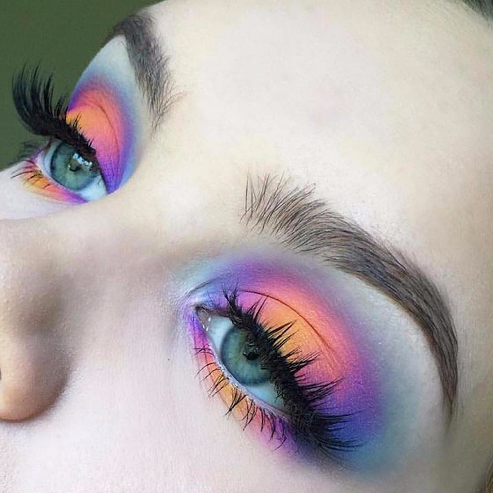 Sunset Eye Shadow Ideas Popsugar Beauty