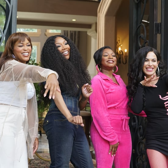 Pictures of the Cast of ABC's Queens Hanging Out