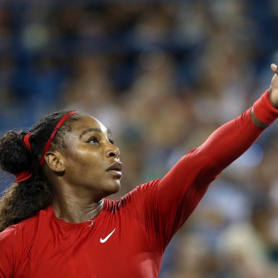 Serena Williams Time Magazine Quotes August 2018