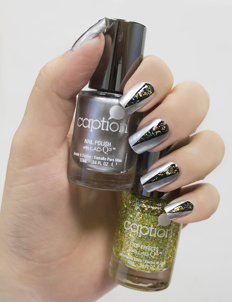 Final Look | New Year\'s Eve Nail Art | POPSUGAR Beauty Photo 6