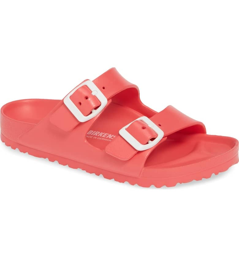 Birkenstock Essentials Arizona Slide Sandals