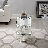 Jord Glam Mirrored Accent Table