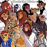 The Entire Lion King Cast
