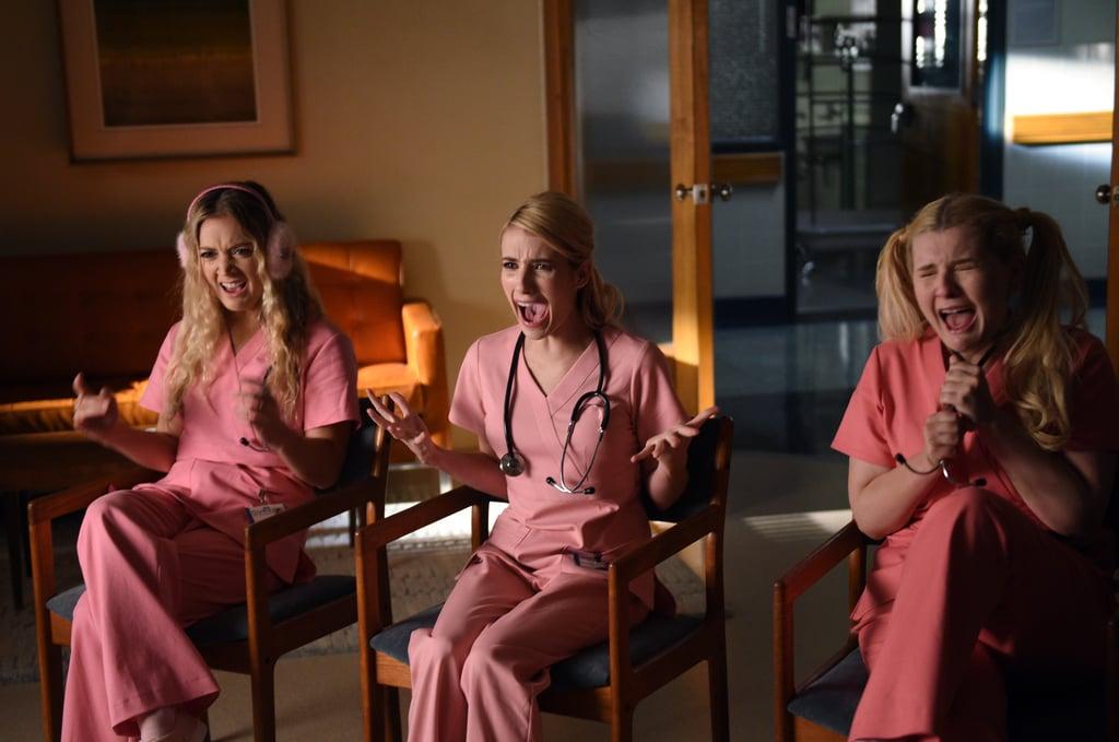 Scream Queens Season 2 Details