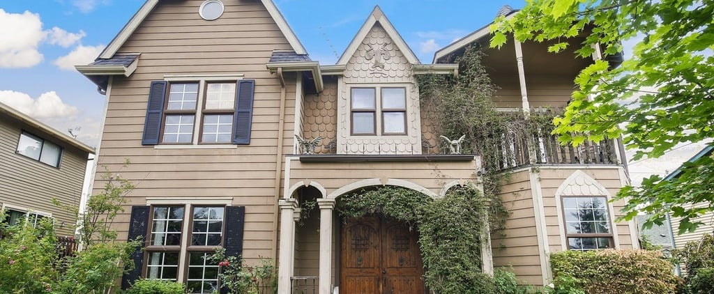 This Munster-Themed Portland Mansion Will Make You Miss Nick at Nite