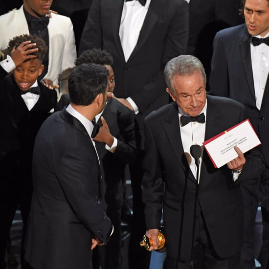 Tweets About the Oscars 2017