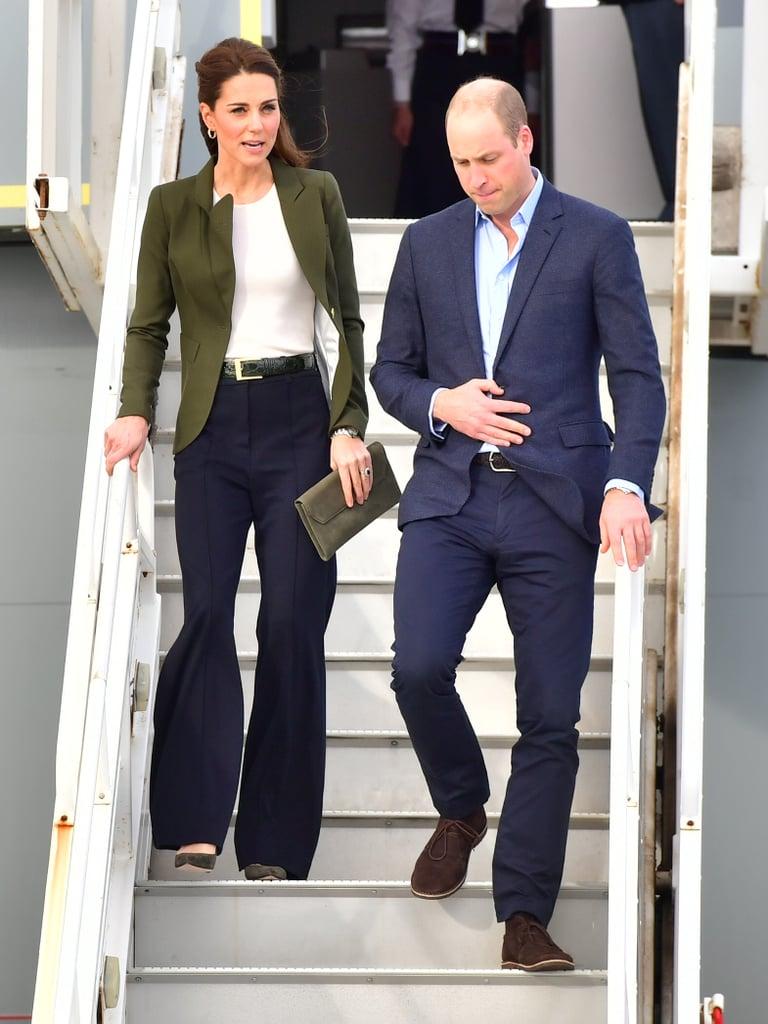 الأمير وليام وكيت ميدلتون يزوران قبرص في شهر ديسمبر 2018