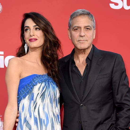 George and Amal Clooney Donate to March For Our Lives