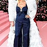 Kris Jenner Hair at Met Gala 2019