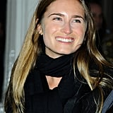 Lauren Bush showed off her new tan in NYC.
