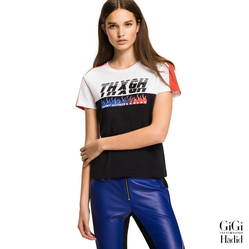 1da58da6 Gigi Hadid x Tommy Hilfiger Collection Spring 2018 | POPSUGAR Fashion