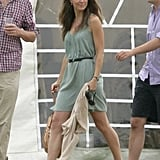 Kate Wearing a Breezy Summer Dress