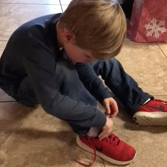 Trick to Teach Kids to Tie Their Shoes