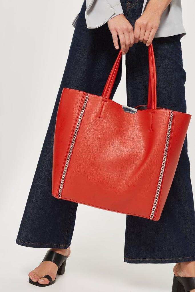 Sade Chain Shopper Bag