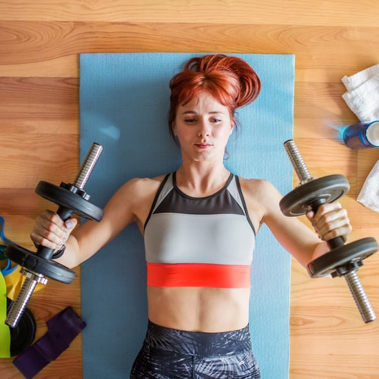 Home Workout Equipment on Amazon