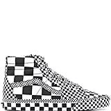 Vans Checked High Top Sneakers