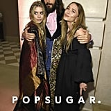 Pictured: Mary-Kate Olsen, Ashley Olsen, and Jared Leto