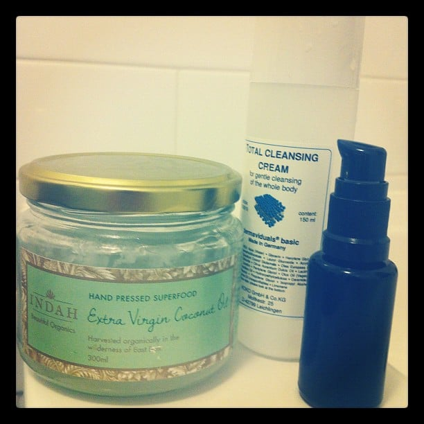 The Extra Virgin Coconut Oil on the left is one of beauty editor Alison's favourite prods of all time!