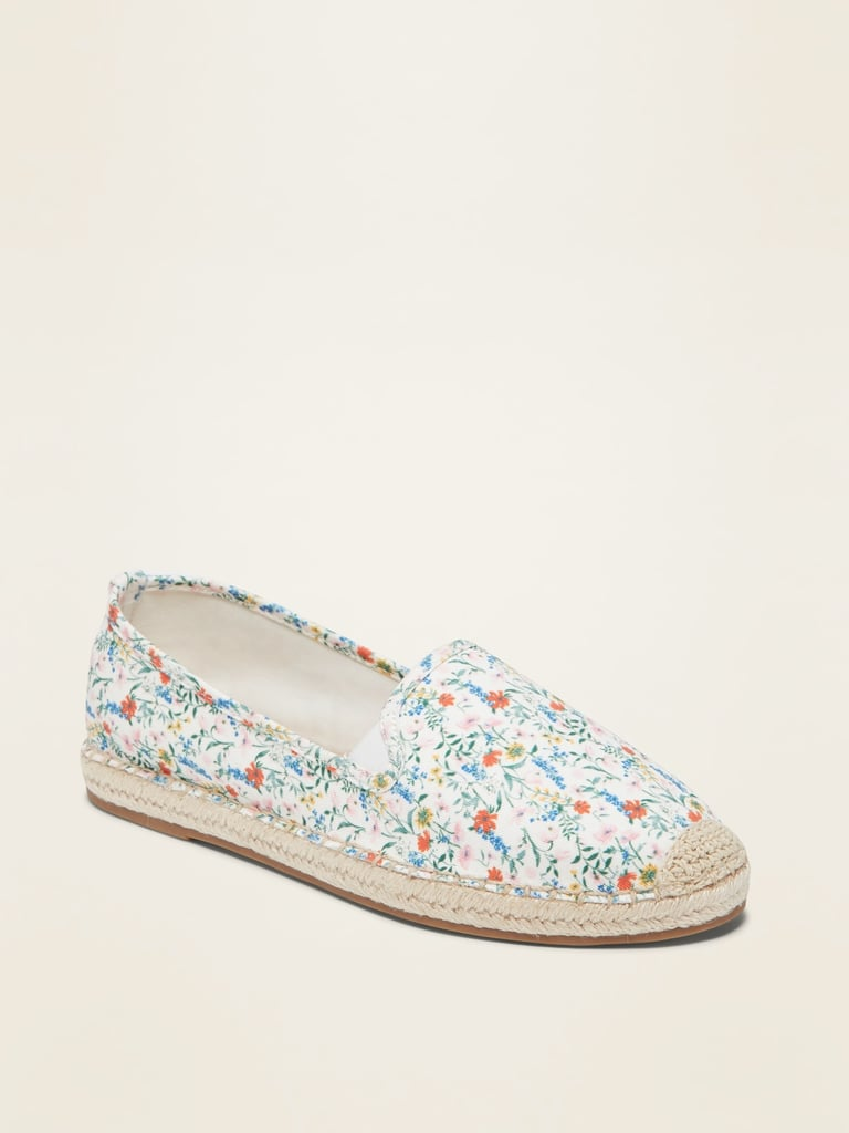Old Navy Canvas Slip-On Espadrilles