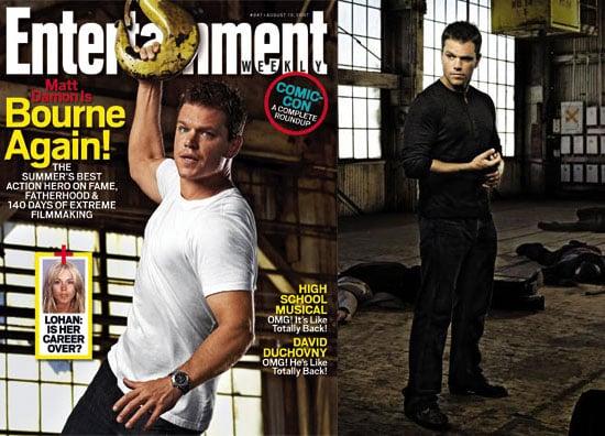 More Matt Manjoyment - Go See Bourne!