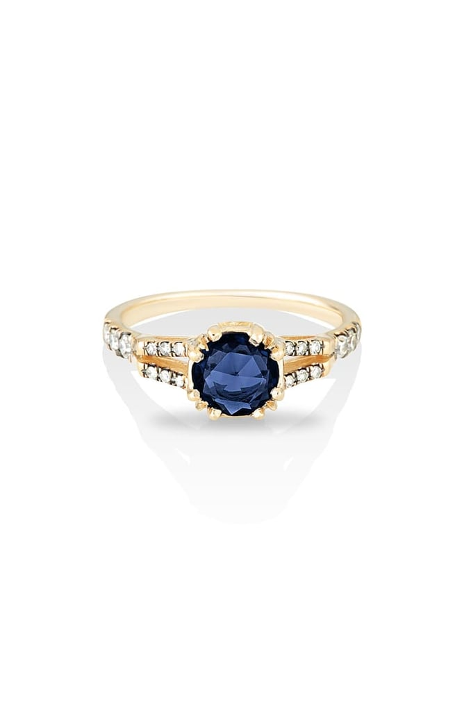Maniamania Beloved Sapphire Solitaire Ring