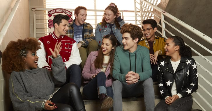 Where To Watch High School Musical Series On Live TV
